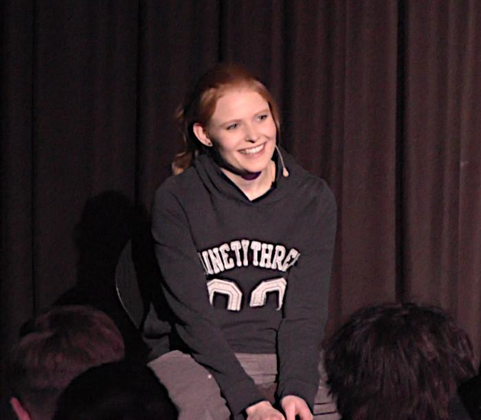 Unser Publikumsliebling - Anja Brühlmann